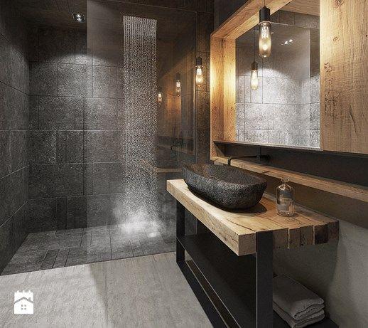 Aranżacje Wnętrz łazienka łazienka Styl Nowoczesny