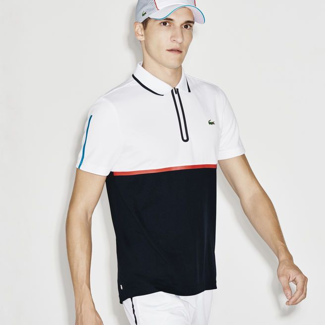 Polo bicolor Tennis Lacoste SPORT   LACOSTE   POLOS N  SHIRTS ... 4241433843