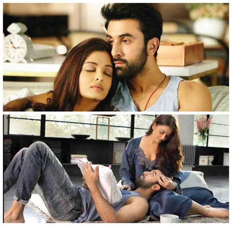 Adhmdiaries These Pictures Of Aishwarya Ranbir Will Spice Up