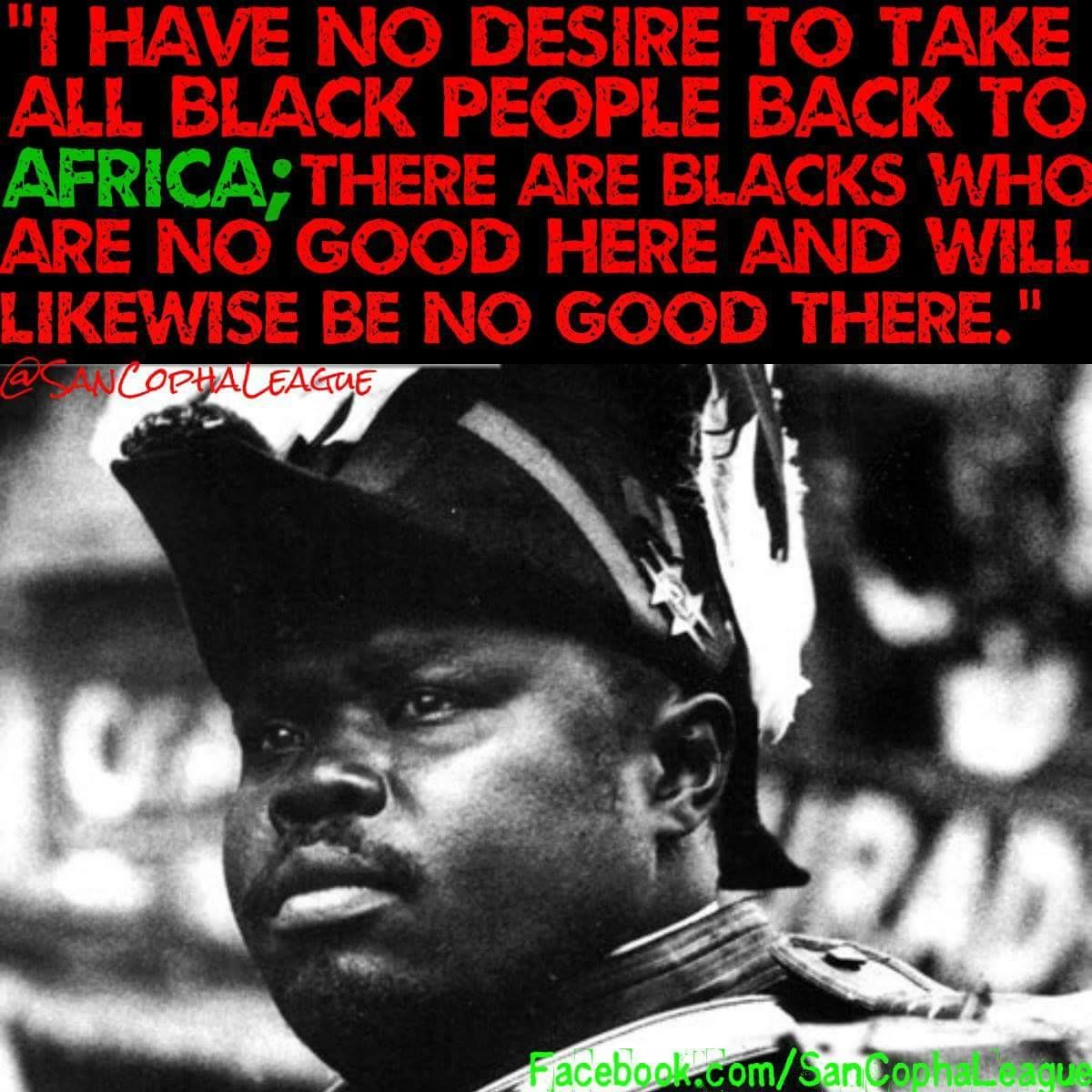 marcus garvey black history black child movies marcus garvey not all blacks quote