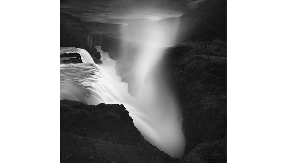 Gullfoss waterfall, Iceland. Runner-up for Monochromal. (Emmanuel Coupe/www.tpoty.com)