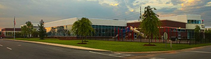 Cleveland Family Ymca Is A Great Place To Workout One Of The Most Modern Ymca S Anywhere Cleveland Best Places To Live Cleveland Tennessee