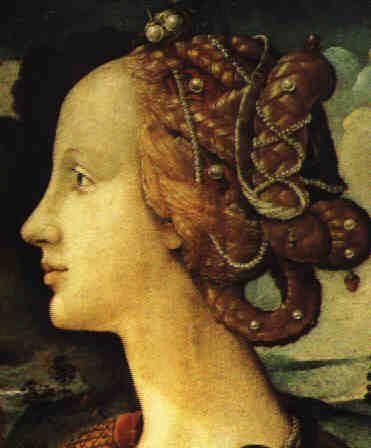 La Blogosphere De Mathilde Sur Wordpress Com Renaissance Greek Statue Coiffure