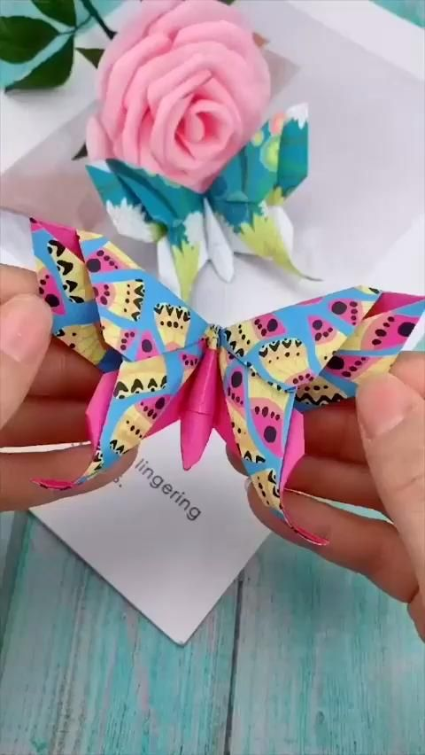 Photo of How To Creative DIY Paper Butterfly