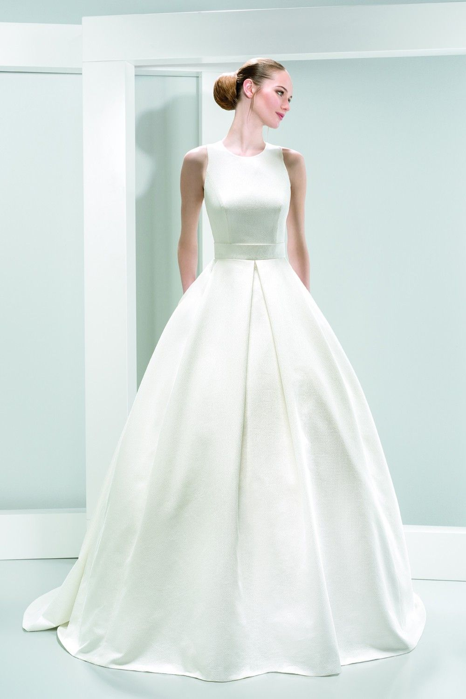 Jesus Peiro 6017 New Wedding Dress on Sale 55% Off