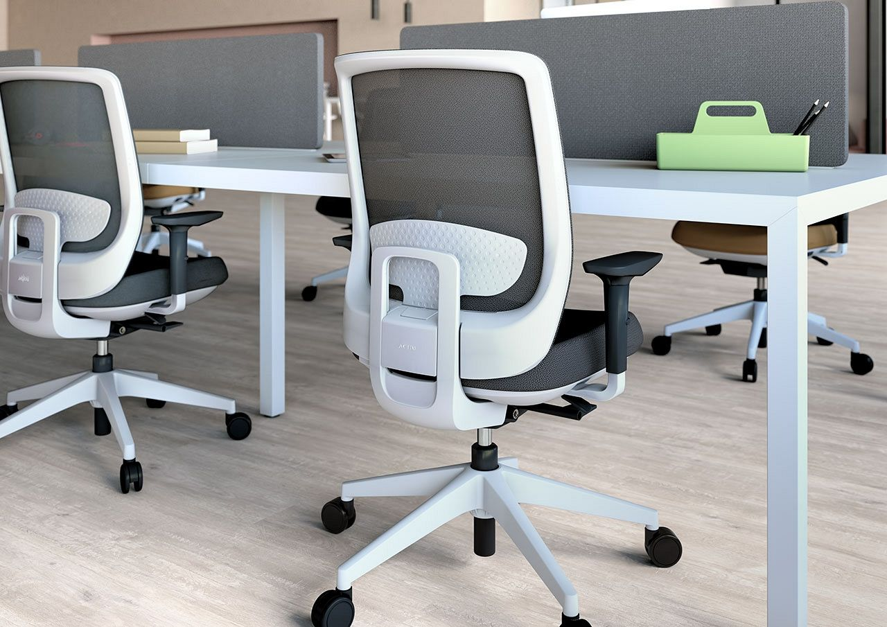 Adjustable Office Chair Trim Designed For Everyone Actiu In