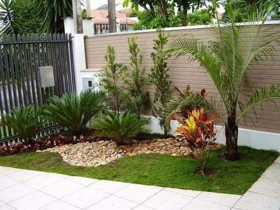 Diseño y decoración de jardines pequeños Idéias de jardim Pinterest