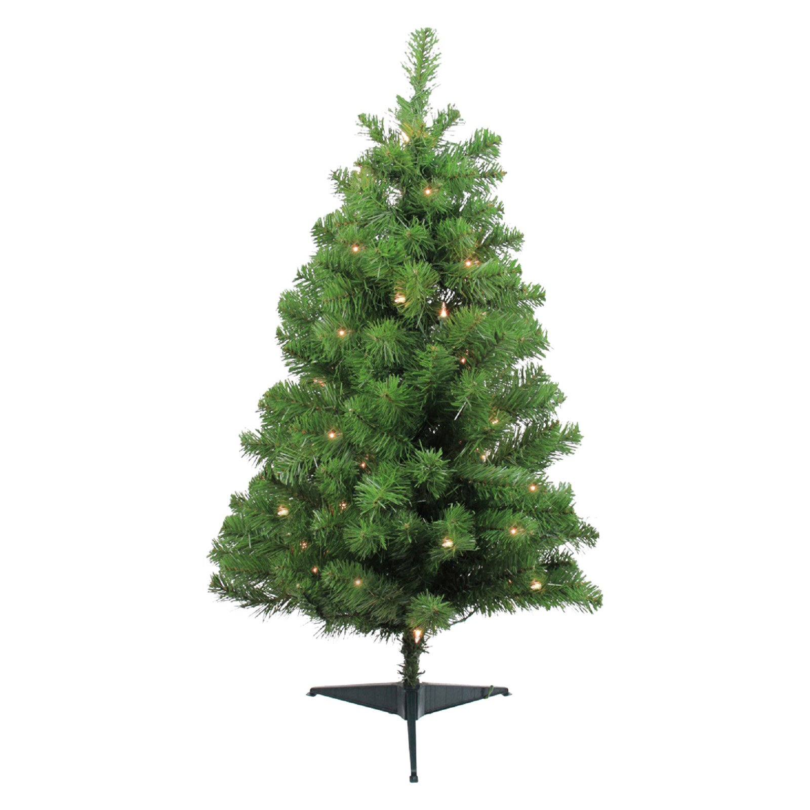 3 Foot Prelit Christmas Trees.Northlight 3 Ft Traditional Noble Fir Medium Pre Lit