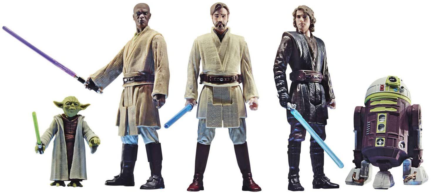 Star Wars Spielzeug Figuren