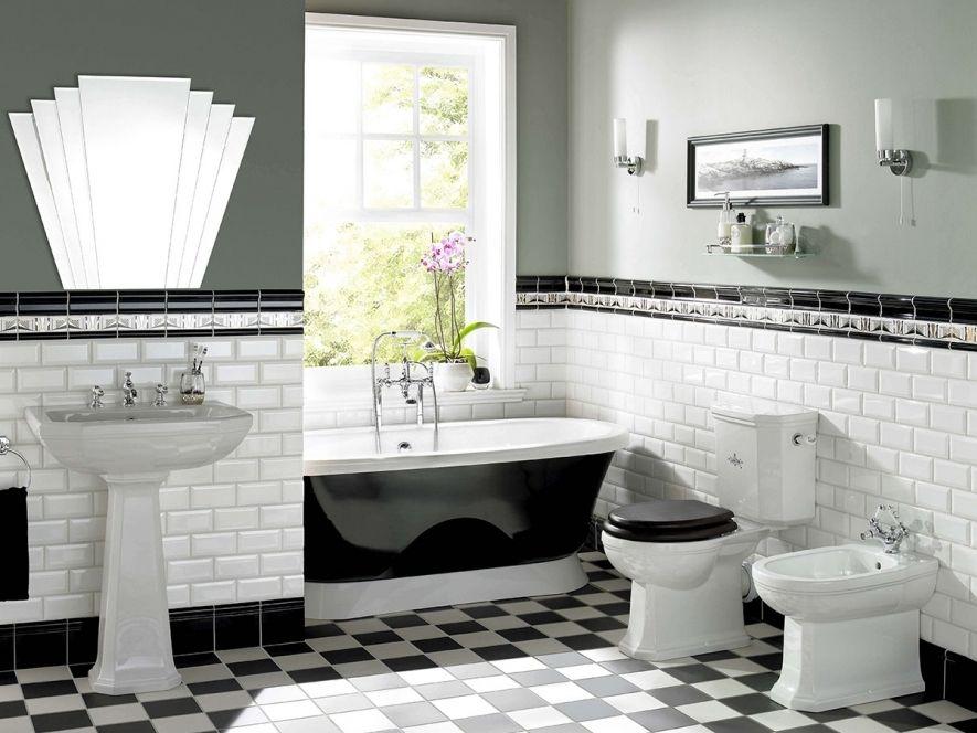 15 salles de bains avec du carrelage métro | Bathroom inspiration