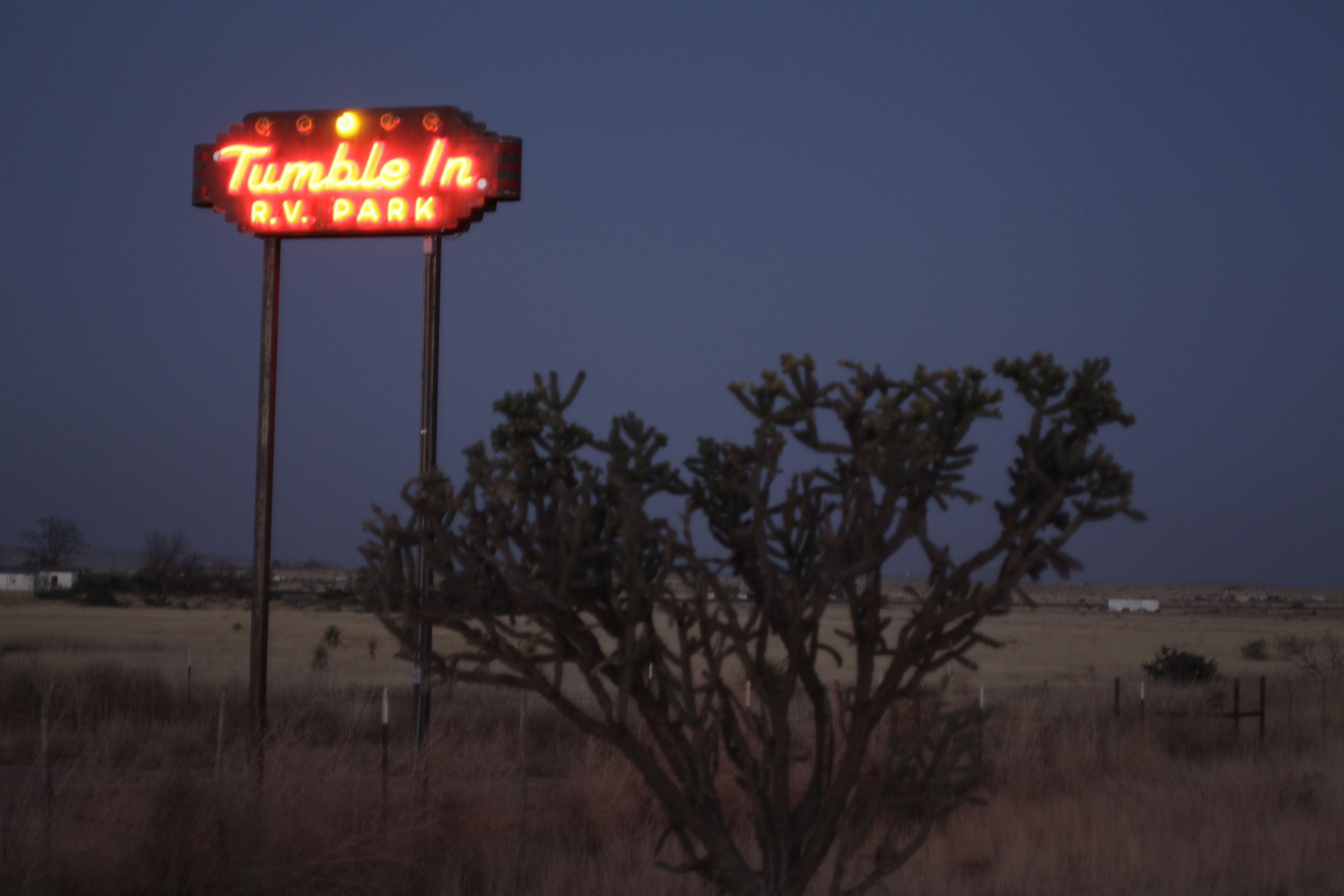 Tumble In Marfa RV Park in 2020 | Rv parks, Trip advisor, Park