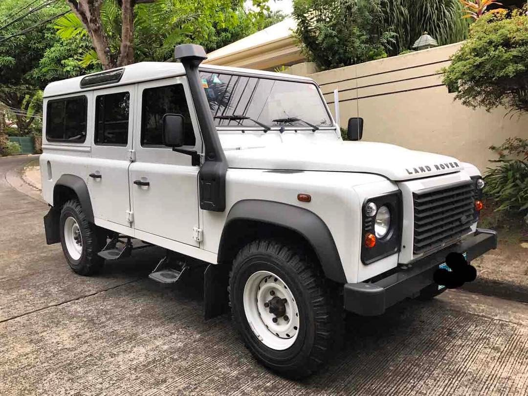 For Sale 2012 Land Rover Defender 110 Local 15tkm mlge All
