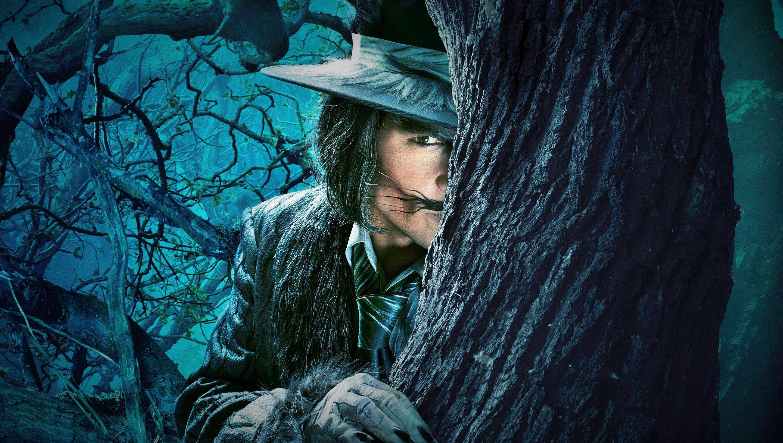 Wolf Woods Johnny Depp Wood