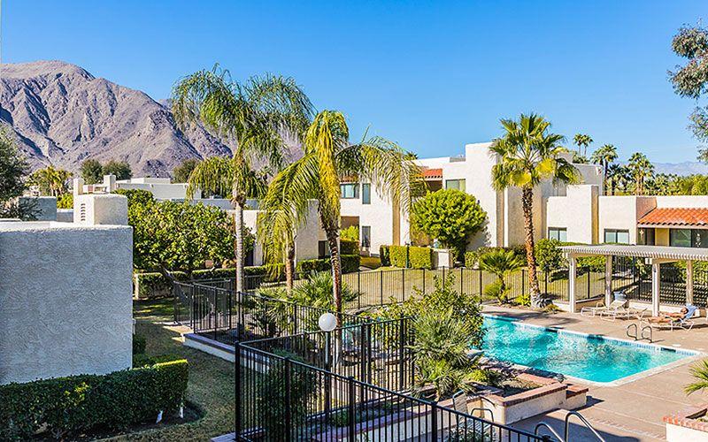 754 Violeta Drive Condo At The St Tropez Villas Palm Springs
