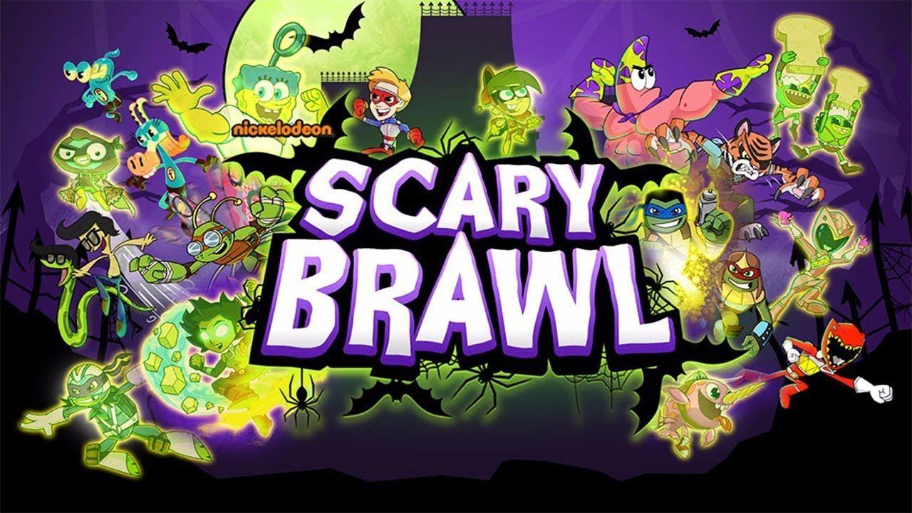 Nickelodeon Scary Brawl Nickelodeon Games.