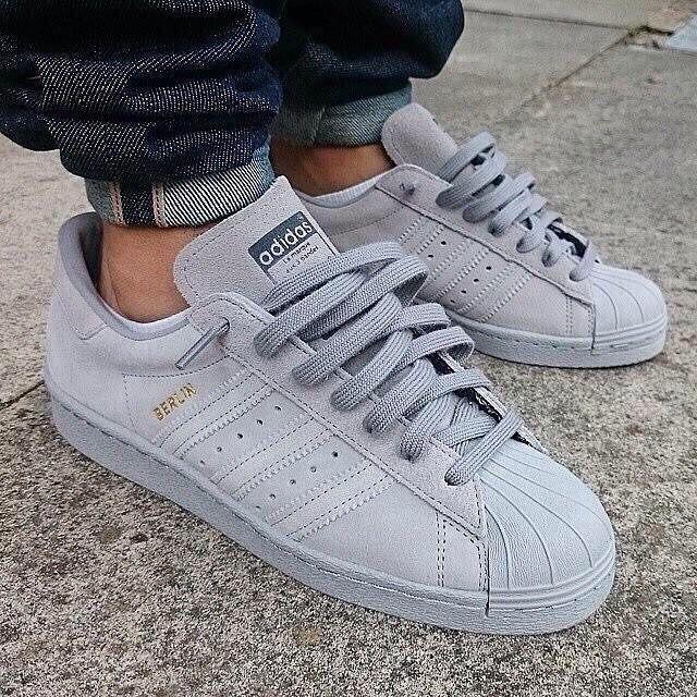TRENDINSPO: Adidas Superstar City Pack