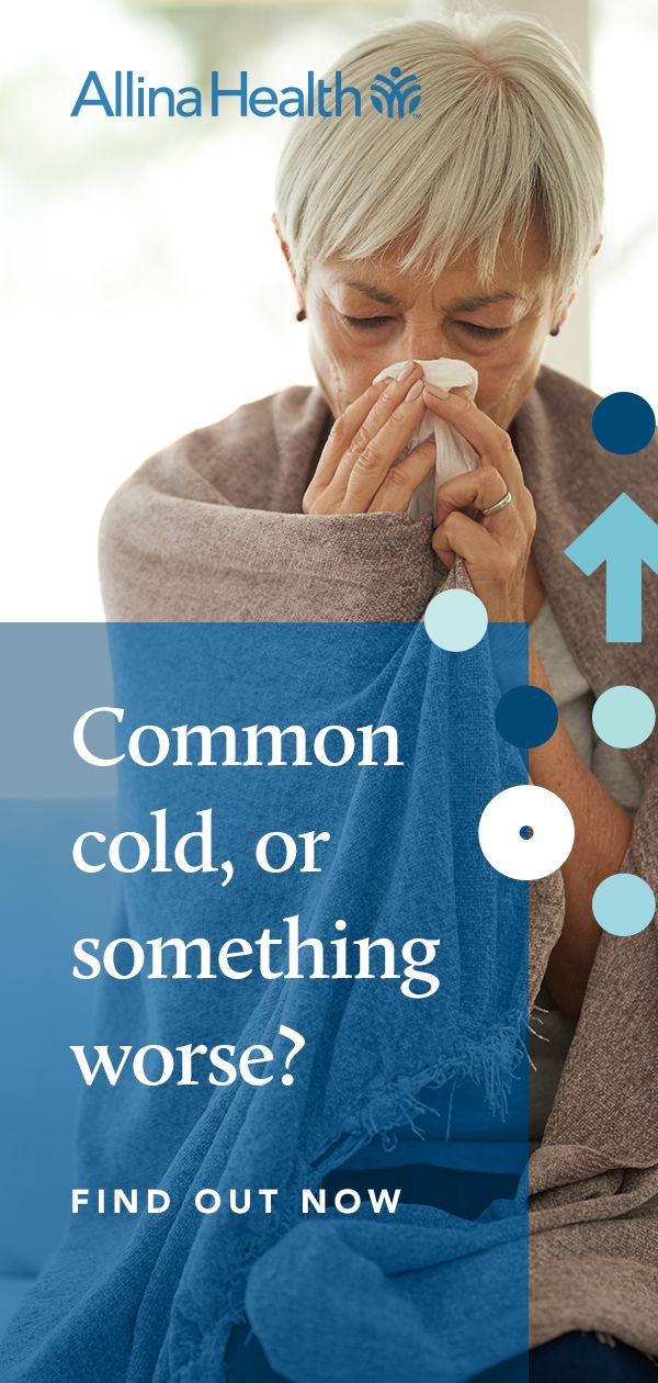 Is it a cold or something worse? Sore throat and cough