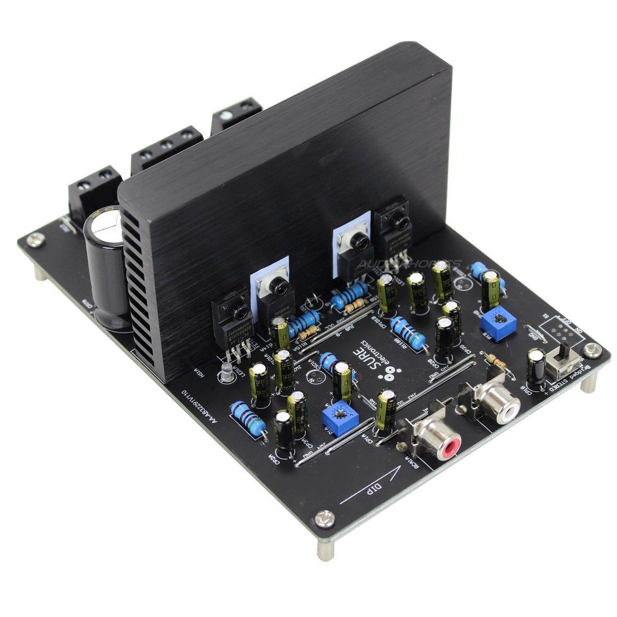 WONDOM AA-AB32291 IR S2092 Module Stereo Amplifier Class D