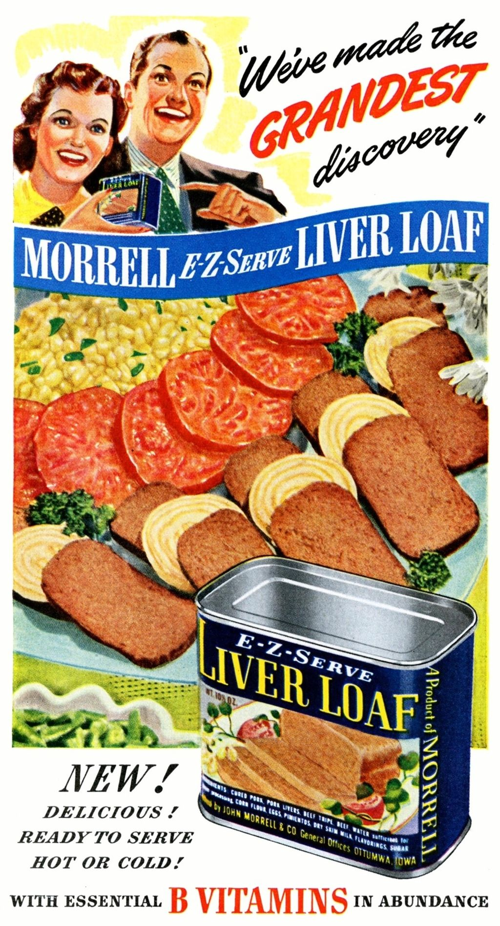 7 Disgusting Retro Canned Foods That You Wont Believe Existed