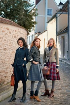 A Surprising New Source of French-Girl Style