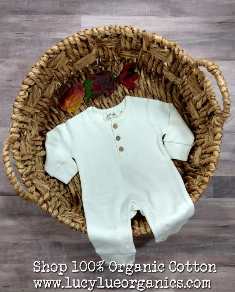 65f291168 This ivory colored baby coverall is an exclusive best seller from ...