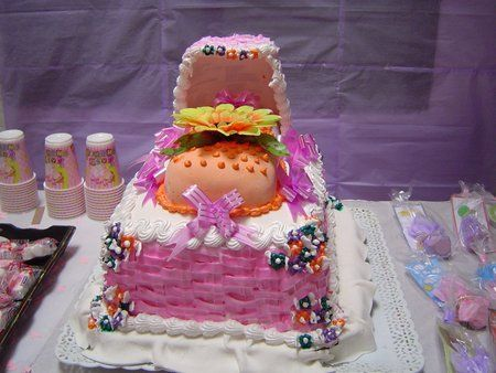 17 incre bles pasteles para baby shower de ni a baby shower de