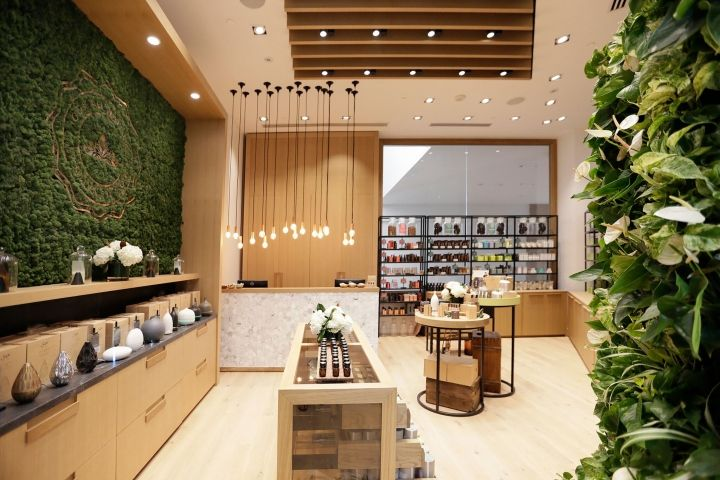 Saje Natural Wellness By Jennifer Dunn Design, Ontario U2013 Canada » Retail Design  Blog