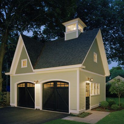 Two Story Garage Addition Design Ideas, Pictures, Remodel, and Decor - page 11