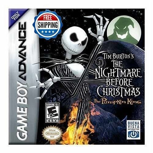 Tim Burton\u0027s The Nightmare Before Christmas The Pumpkin King
