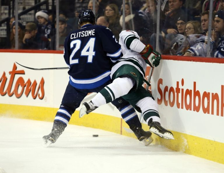 Winnipeg Jets D Grant Clitsome Forced Into Retirement