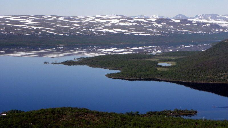 Saana, Kilpisjärvi, Finland