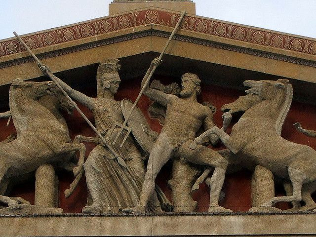 athena vs poseidon Here's more information about how athena became the protector of athens in  greek mythology  athena and poseidon want to be the patron deity.