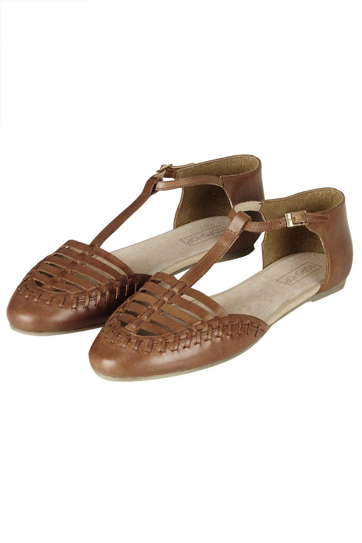 Sandals shoes usa - Trance T Bar Sandals Flats Shoes Topshop Usa