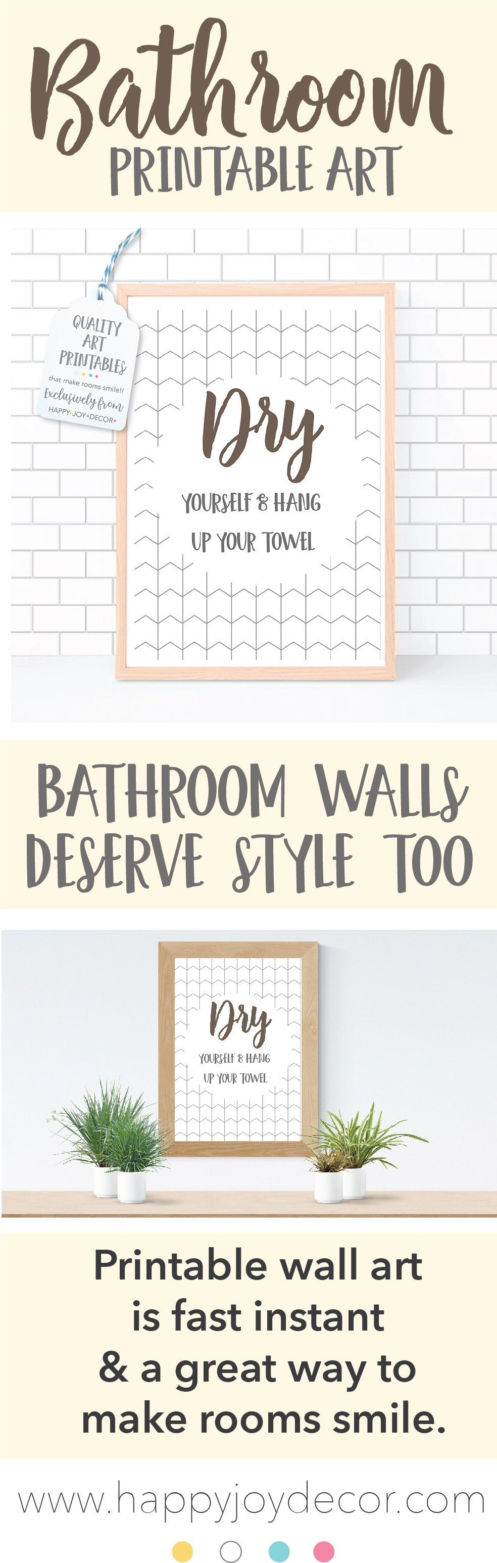 Pin On Printables For The Bathroom