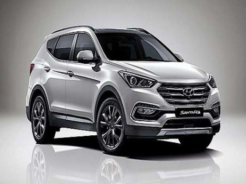 new car release october 2013Hyundai Santa Fe Hybrid 2016 Hyundai Santa Fe Midsize Suv 01