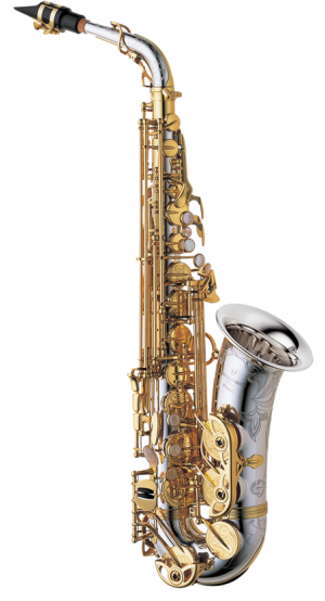 Yanagisawa Professional Model A9937 Alto Saxophone