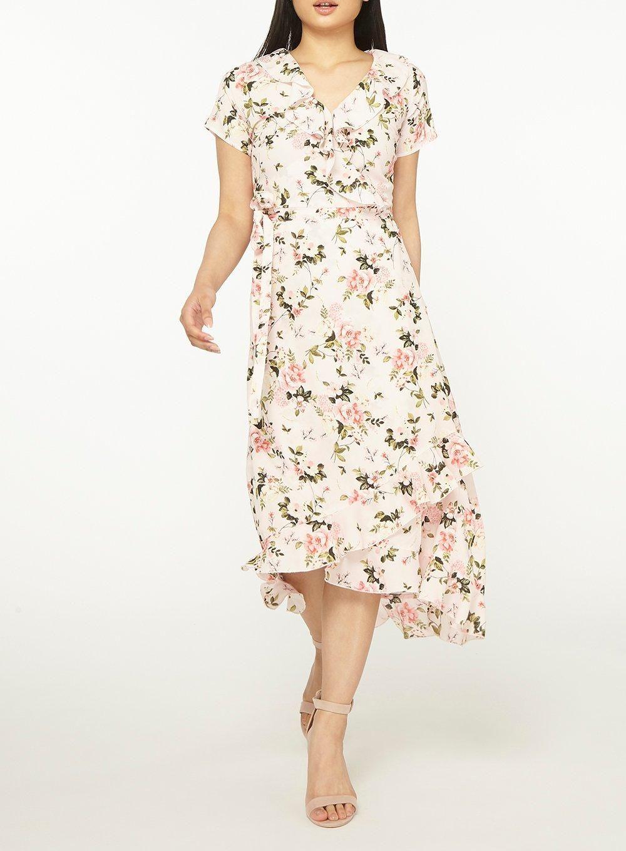 d1dbeeba9c Dorothy Perkins Petite Floral Print Maxi Dress - Gomes Weine AG