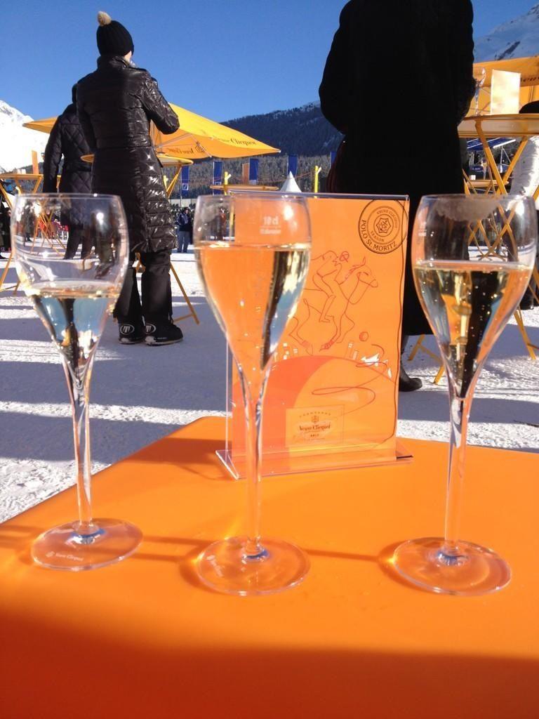 Veuve Clicquot winter polo | Alcoholic drinks, Veuve ...