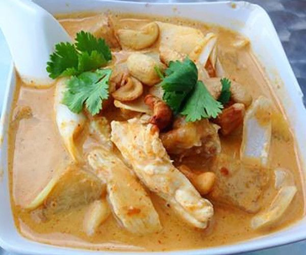 Vegetable Curry For A Crowd Recipe: Massaman Chicken/Beef Curry Spice Blend