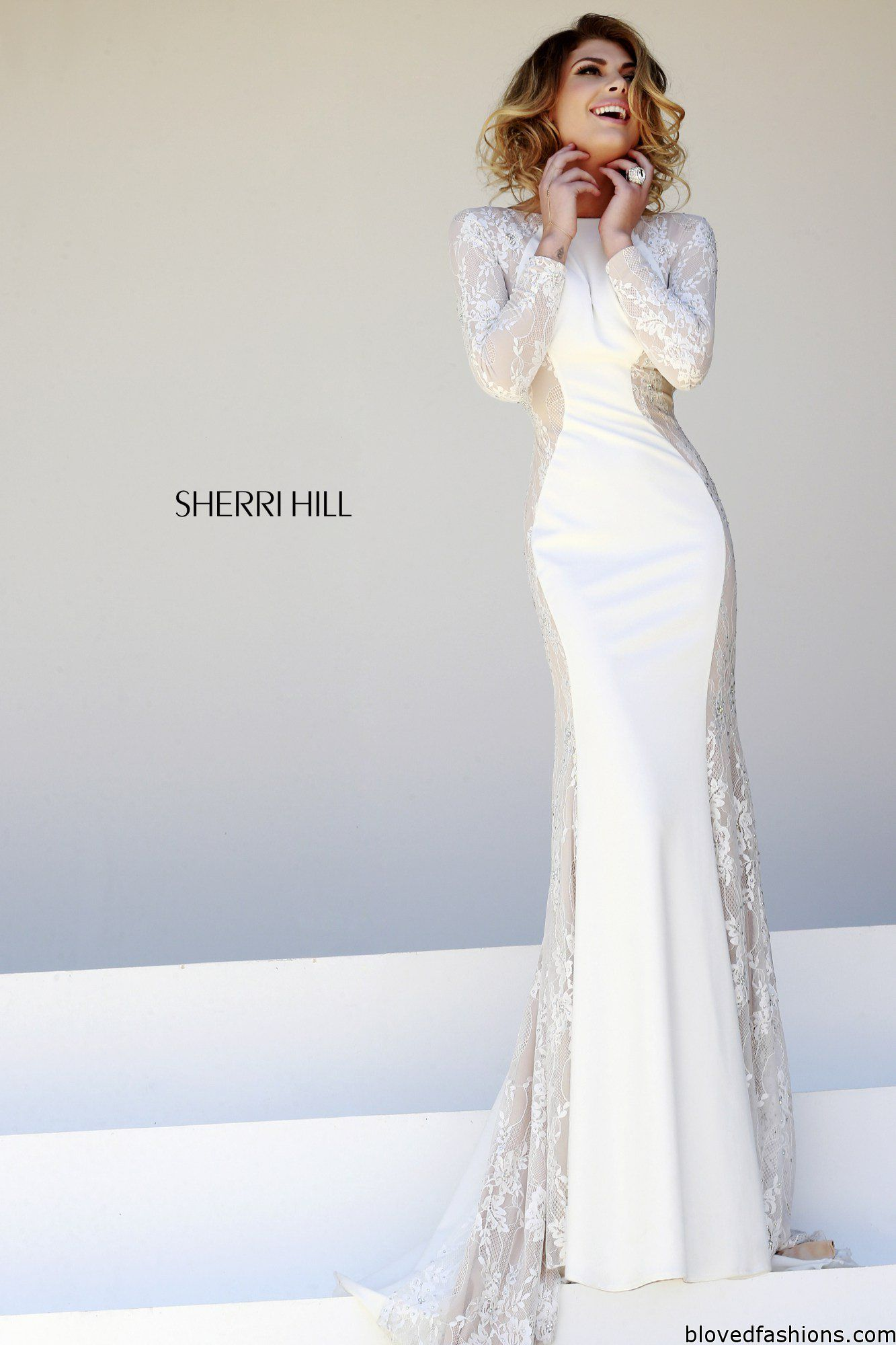 Sherri hill at bloved boutique blovedprom sherrihill