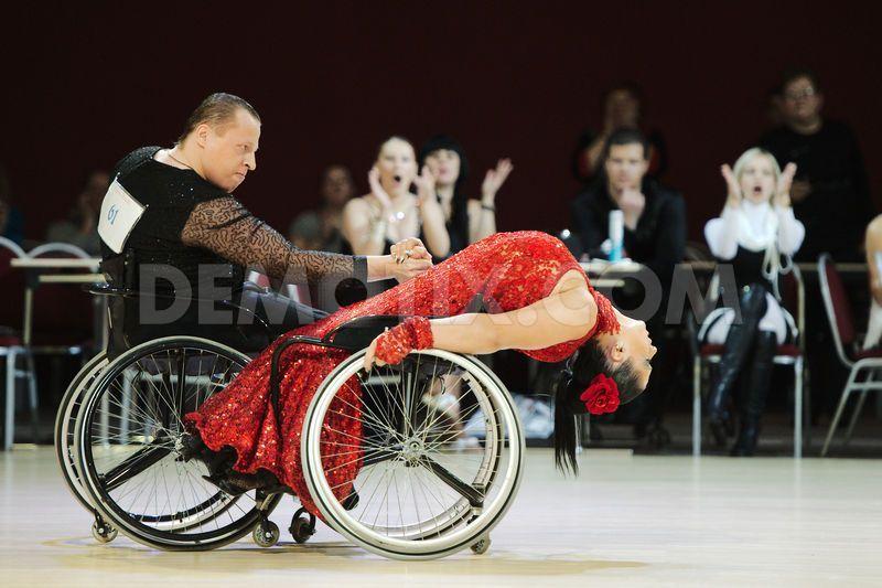 Russian Cup Wheelchair Dance Sport 2012 Held In St Petersburg Danza Arte Danza Arte