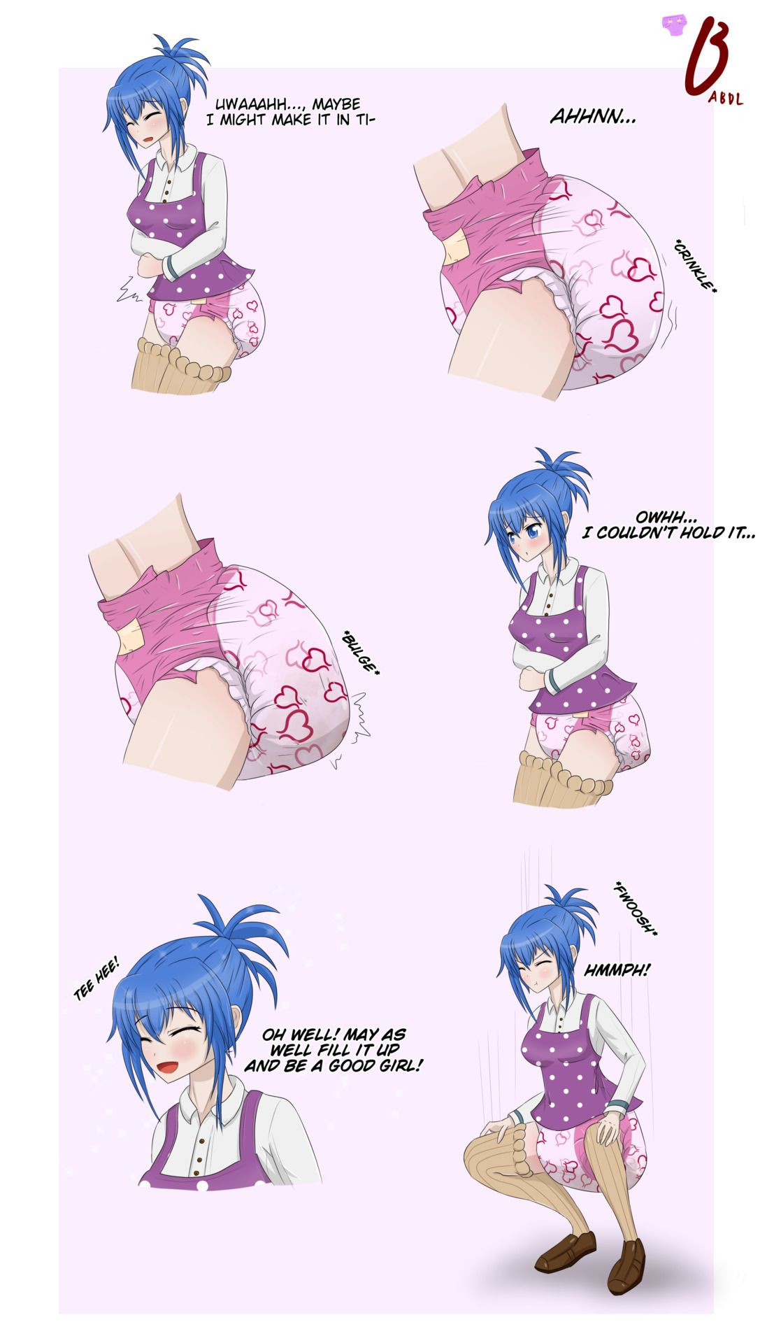 anime characters in diapers pin on abdl
