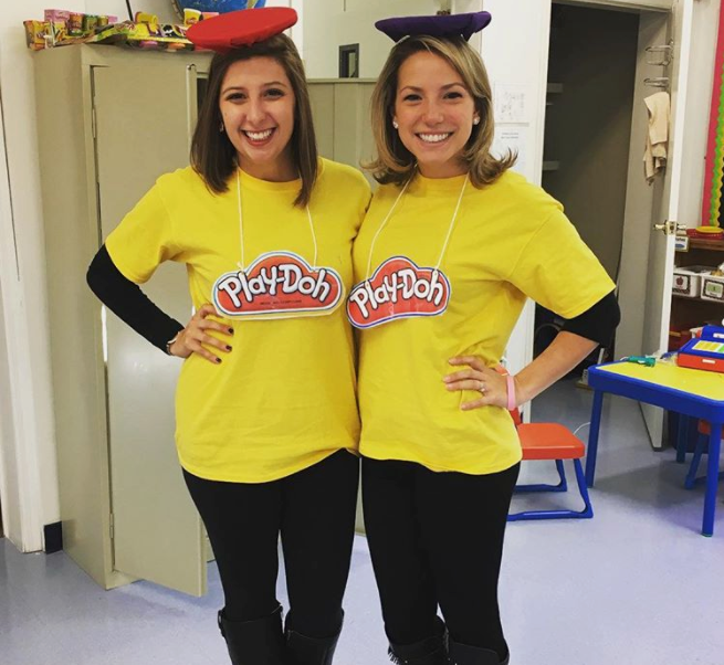 Play Doh Costume Teacher Halloween Costumes Teacher