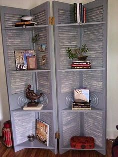 Bifold Door Repurpose