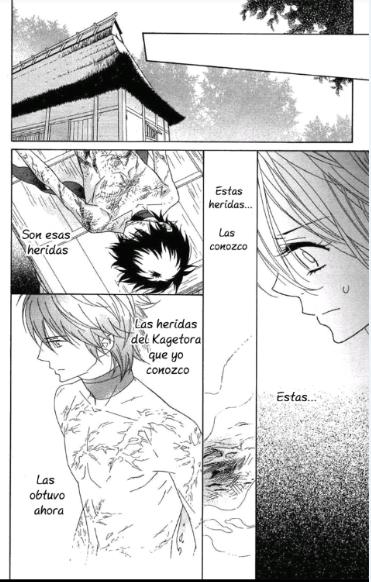 Kagetora y Beni // Shinobi Life Falling from the sky