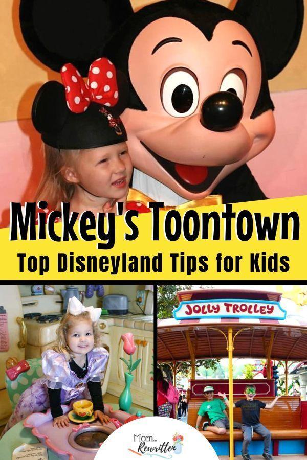 Photo of Vorschulkinderführer zu Mickeys Toontown in Disneyland | Disneyland, Disneyland Tipps, Disneyland Vaca