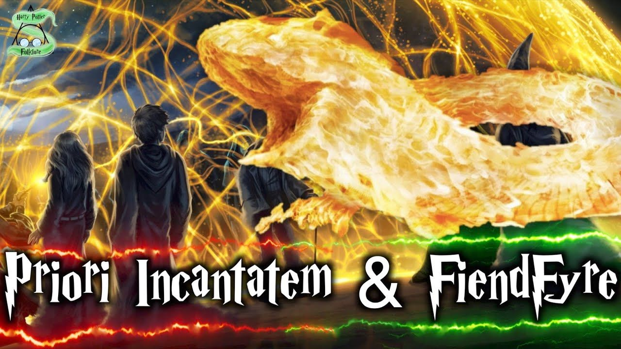 Priori Incantatem And Fiendfyre Explained Youtube Fantastic Beasts And Where The Incredibles Explained