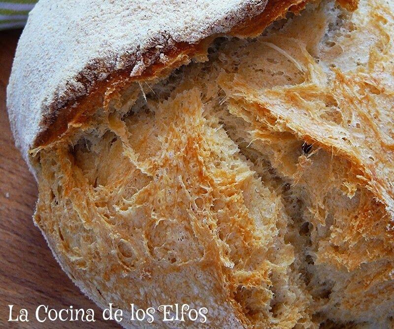 La Cocina De Los Elfos Pan Básico Para Principiantes Pan Casero Recetas De Pan Pan
