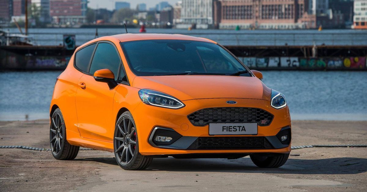 Major Chassis Upgrades For Ford S New Fiesta St Performance
