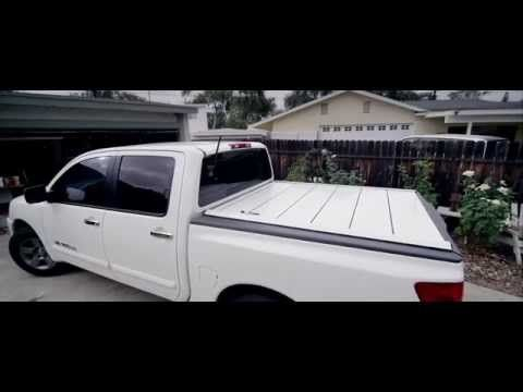 Peragon Truck Bed Cover Review Youtube Truck Bed Truck Bed Covers Youtube